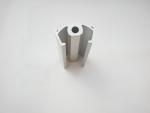 纺织机械耐磨高强度铝型材