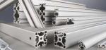 工业铝型材表面处理采用粉末喷涂的优势
